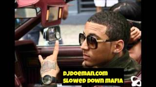 Kirko Bangz August Alsina - Rain Down Slowed Down Mafia - DJDoeMan.com