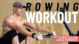 Rowing Workouts - The PERFECT BEGINNERS Workout
