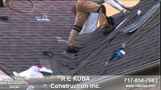 preview picture of video 'R E Kuba Construction - Home Improvement Contractor in York,PA'