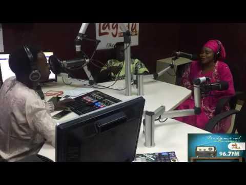 Gbenga Olayiwola Oyato on LAGBO OSERE with Alhaja Aminat Babalola omotayenfe