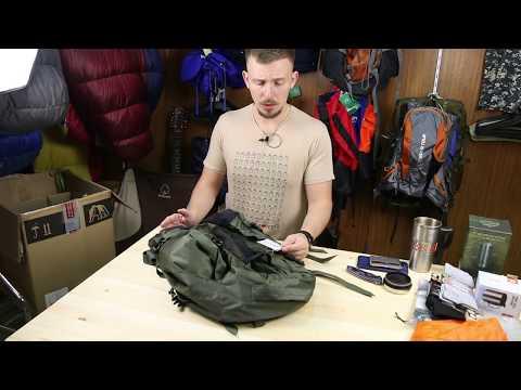 Рюкзак для охоты Nova Tour «Бекас 55» V3. Видеообзор.