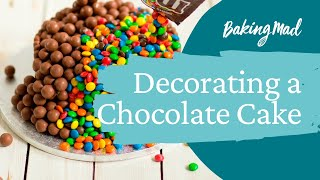 How to decorate the ultimate fathers day cake