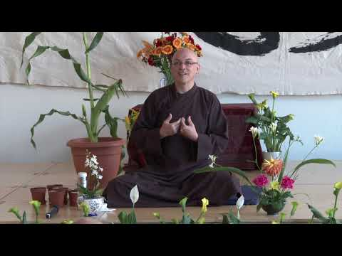 "2017 08 27 Br Pháp Lai: Third Talk (""Nourishing Happiness"" UK Retreat)"