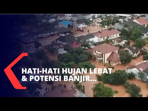 BMKG Imbau Adanya Hujan Ekstrem dan Potensi Banjir