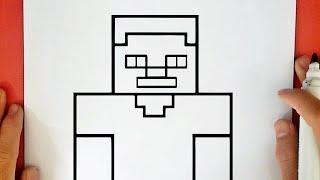 Come Disegnare Steve Di Minecraft 免费在线视频最佳电影电视节目