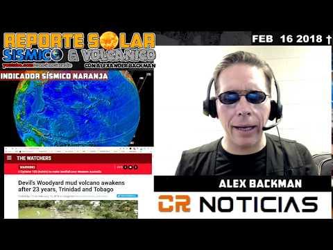 ANTES DEL M7.3 EN OAXACA MEXICO ALEX BACKMAN GRABO EL REPSOL 2018 02 16 14 09 01
