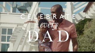 We want to wish all the dads out there a very Happy Father's Day CelebrateEveryDad