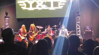 Y&T- I'll Keep On Believing (Do You Know)