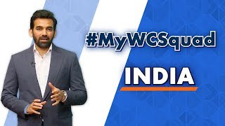 Zaheer Khan's #MyWCSquad - India