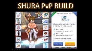 shura ragnarok mobile pvp - मुफ्त ऑनलाइन