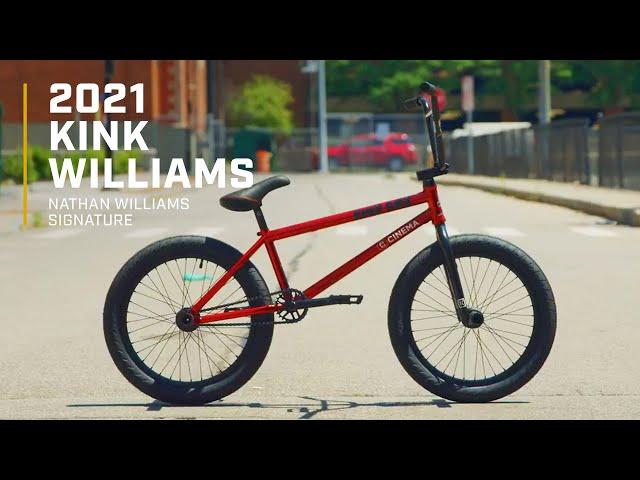 Видео Велосипед KINK Williams красный