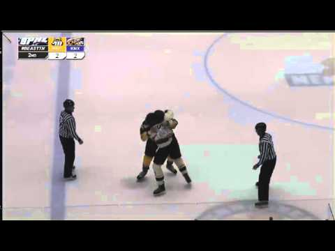Travis Howe vs Corey Fulton