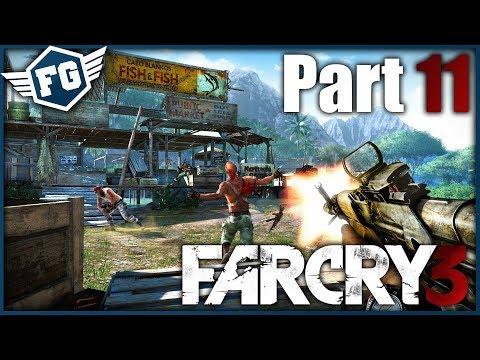 NEJHORŠÍ MISE, ZUŘÍM - Far Cry 3 #11