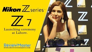 Nikon Z6 & Z7 Mirrorless Cameras Launching Ceremony Promo