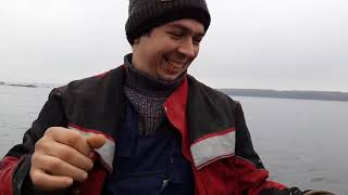 Высоцк отчеты о рыбалке