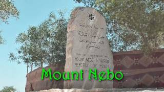 preview picture of video '2010-07 Jordan 09 - Mount Nebo'