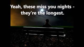Miss You Nights   CLIFF RICHARD