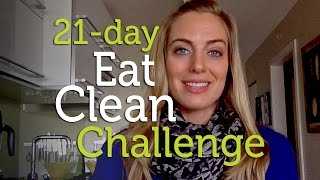 Tuja 21-Day Eat Clean Challenge