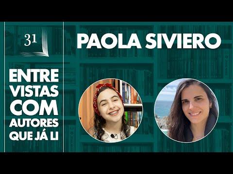 Paola Siviero - Entrevistas Com Autores Que Já Li - O auto da Maga Josefa