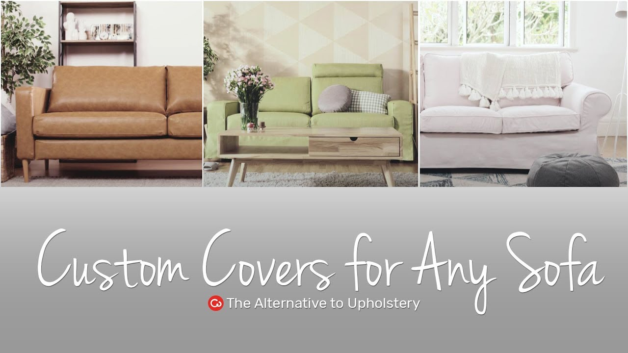 Custom Made Sofa Slipcovers Comfort Works