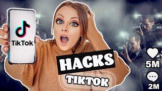 اغاني حصرية COMMENT DEVENIR UNE STAR DE TIKTOK ? (je teste des tiktok hacks !) تحميل MP3