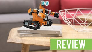UBTech Jimu Robot TankBot Kit Review I 4K I Techcheck