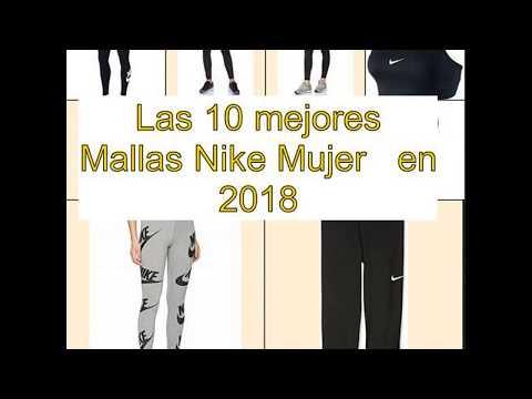 Las 10 mejores Mallas Nike Mujer   en 2018