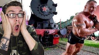 Aussie Guy Reacts to Mariusz Pudzianowski (World's Strongest Man)