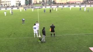 preview picture of video 'Futbal 8.11.2014, FK Spišská Nová Ves - Vranov nad Topľou, góly'