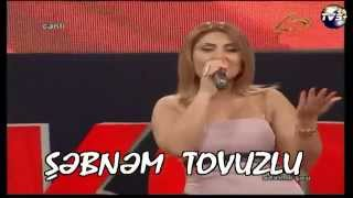 Sebnam Tovuzlu - ( Sevimli şou - 17.08.2015)