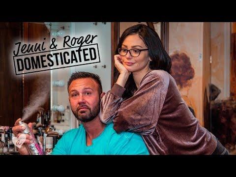 BEAUTY WITH JENNI & ROGER | Jenni & Roger: Domesticated | Awestruck