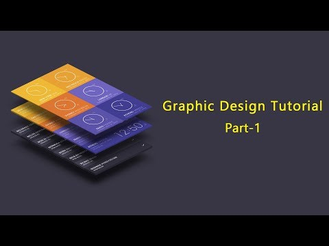 Graphic Design Tutorial for Beginners Part 1 | Fundamentals of ...
