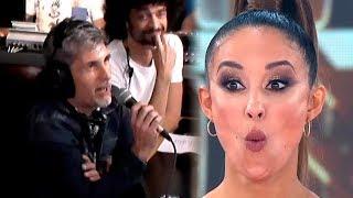 """La reacción de """"Chato"""" Prada al ver el tremendo beso entre Fede Bal y Lourdes Sánchez"""