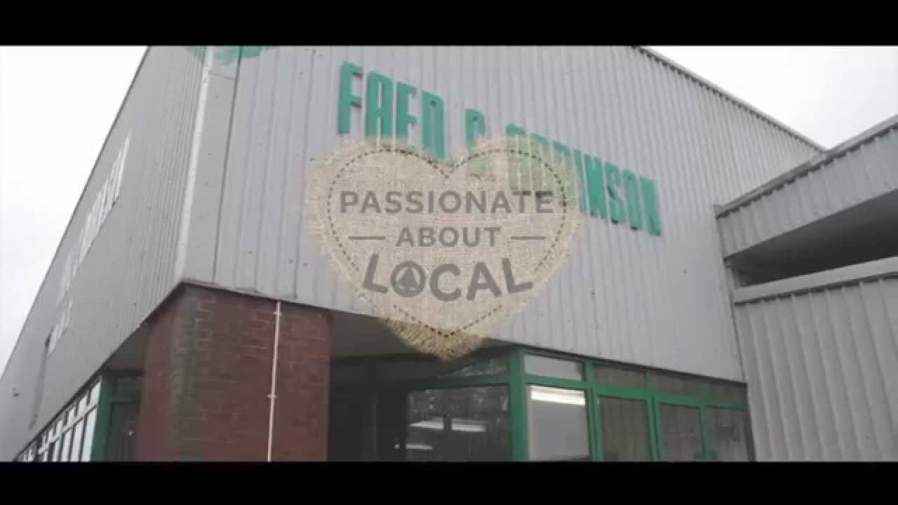 SPAR Supporting Local Suppliers – Fred C Robinson