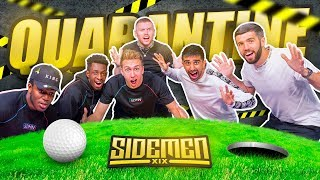 QUARANTINE GOLF (Sidemen Gaming)