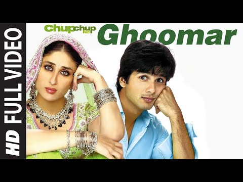 Ghoomar [Full Song] | Chup Chup Ke
