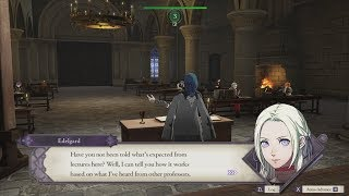 Fire Emblem: Three Houses - 20 - Ch. 1-9 (First Instruct Session)