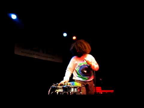 Reggie Watts Live At Festaal Kreuzberg, Berlin Mp3