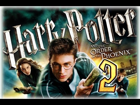 Harry Potter and the Order of the Phoenix Walkthrough Part 2 (PS3, X360, Wii, PS2, PC)