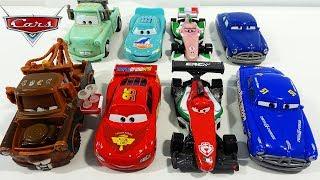 Машинки меняют ЦВЕТ Мультики про Машинки ТАЧКИ Маквин и Мэтр Новые Мультфильмы 2017 Disney Cars 3