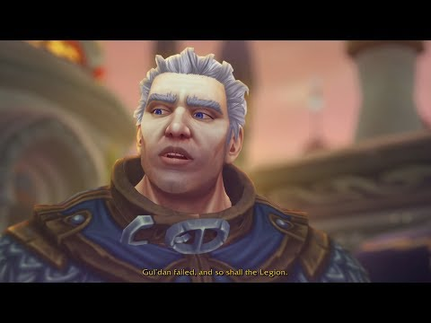 The Story of the Legionfall Campaign