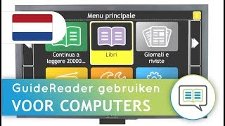 GuideReader - Nederlands