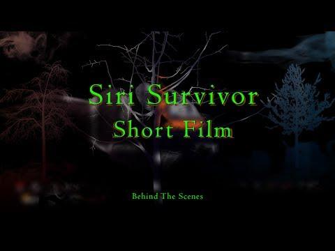 My Rode Reel 2017 - Short Film - Siri Survivor BTS
