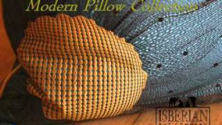 Modern Pillow Collection at Isberian Rug Company