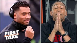 'Pretty please!' - Stephen A. asks the Seahawks to shut Cowboys fans up in Week 3 | First Take
