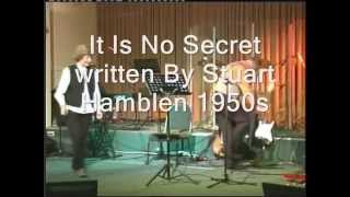 It Is No Secret Song Final Re Master