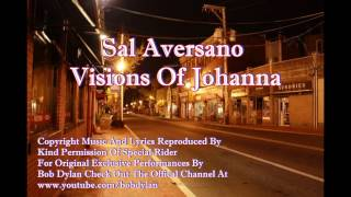 Visions Of Johanna (Studio Recording)