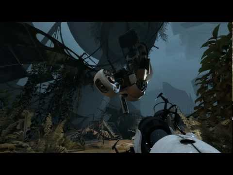 Portal 2 OST Volume 3 - Cara Mia Addio [With Lyrics