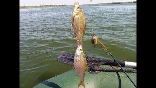 Рыбалка в днепропетровске на красном камне