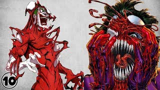 What If The Joker Wore The Carnage Symbiote?